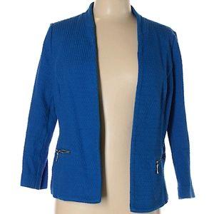 Alfani Blazer, Blue, Size 14
